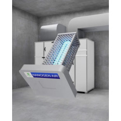 Central Air Disinfection (Nanogenair CT Pro MAX 1000)